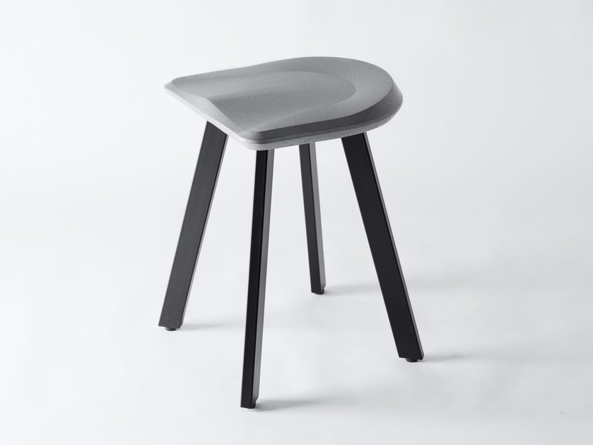 Low stool A | Low stool by Bentu Design