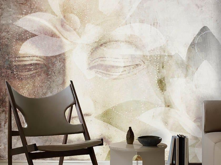 Wall tiles / wallpaper BUDDHA by Officinarkitettura®