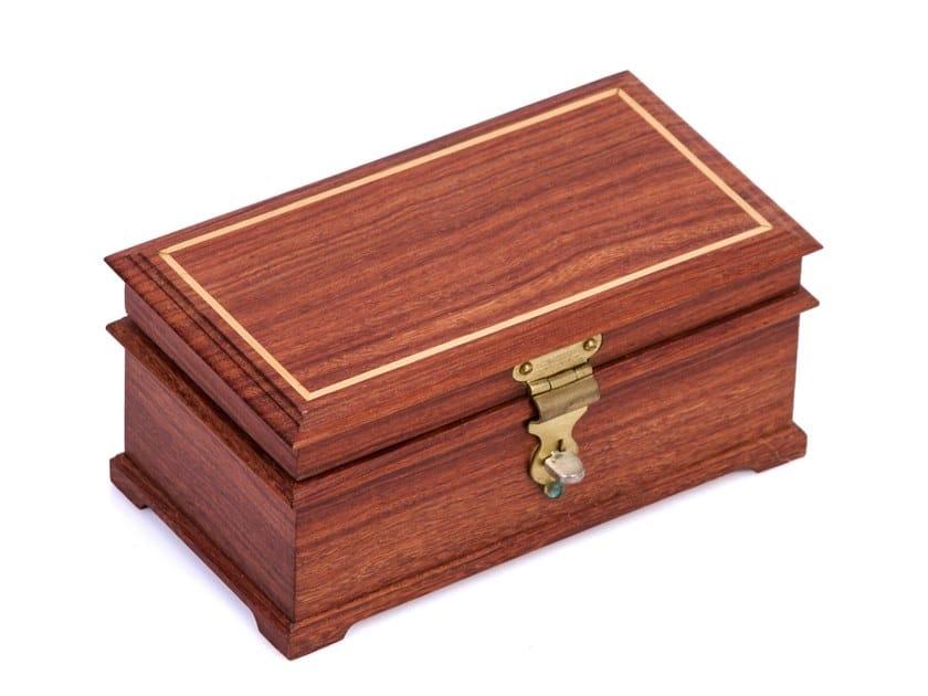 Wooden jewel box BOIS DE ROSE by Woodmade