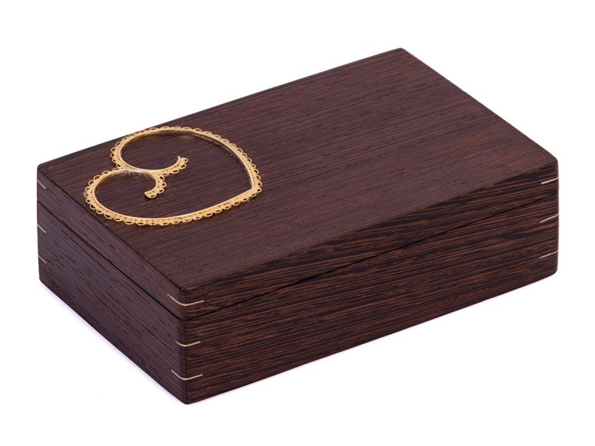 Wenge jewel box FILI by Woodmade