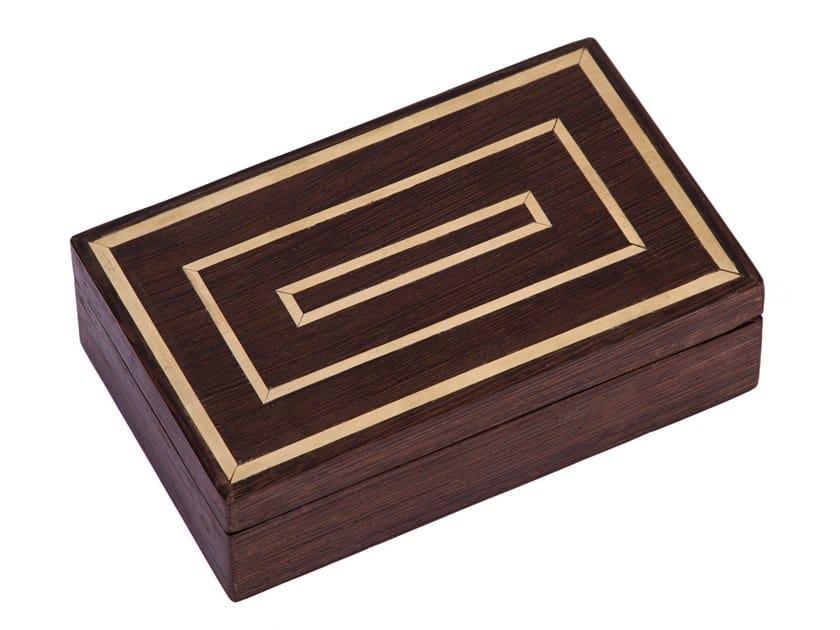 Wenge jewel box SUMI by Woodmade