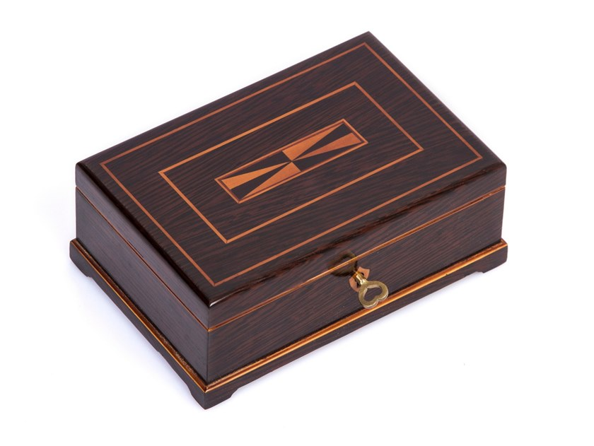 Wooden jewel box LUX by Woodmade
