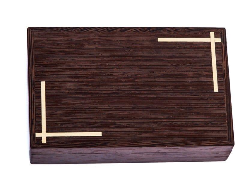 Wenge jewel box SENSU by Woodmade