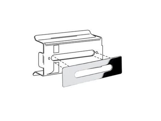 Metal Hand towel dispenser A04250 | Hand towel dispenser by INDA®