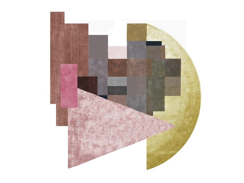 Tappeto fatto a mano A1 WIFI EDIT (WI2054) by IIND STUDIO