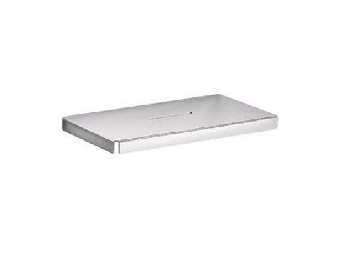 Wall-mounted metal soap dish A1051B | Soap dish by INDA®