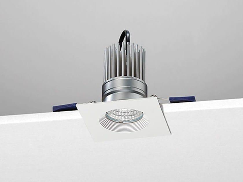 LED aluminium spotlight A11S by NOBILE ITALIA