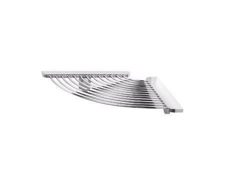 Metal bathroom wall shelf A1331A | Bathroom wall shelf by INDA®