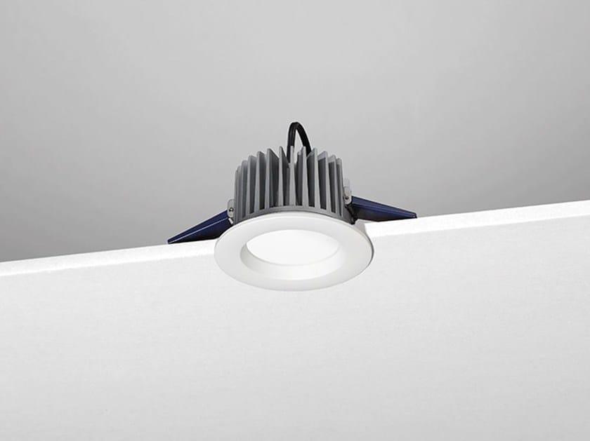 Faretto a LED da incasso A2 by NOBILE ITALIA