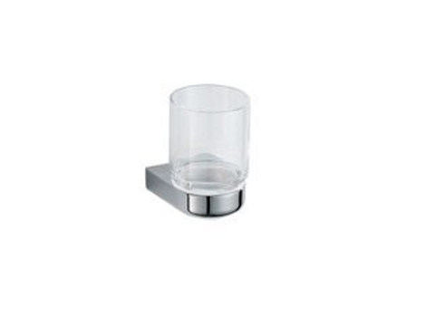 Glass toothbrush holder EUROPE | Toothbrush holder by INDA®