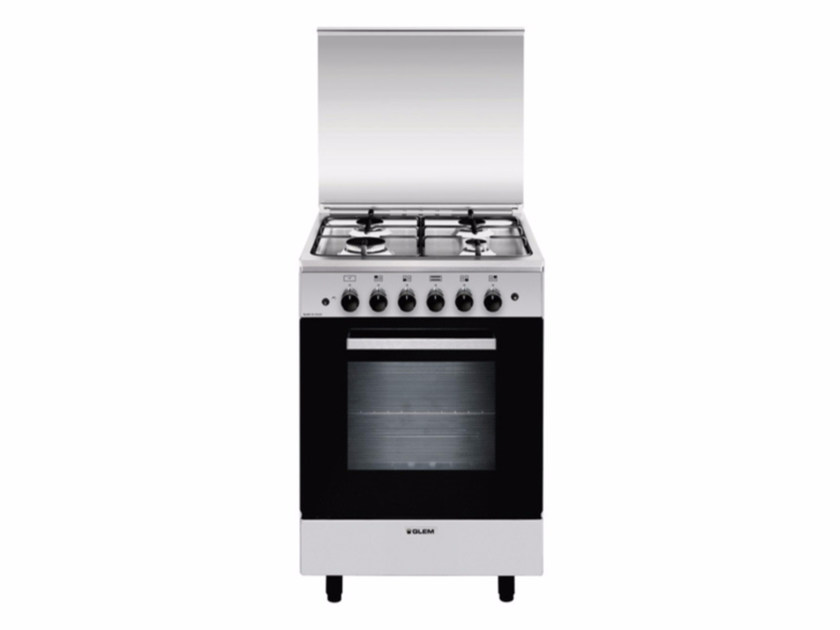 Cooker A554GI | Cooker by Glem Gas