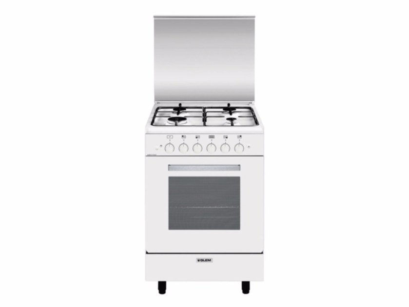 Cooker A554GX | Cooker by Glem Gas