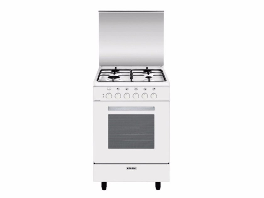 Cooker A554MX6 | Cooker by Glem Gas