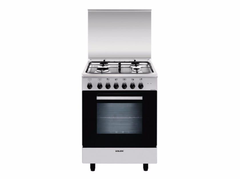 Cooker A654MI6 | Cooker by Glem Gas