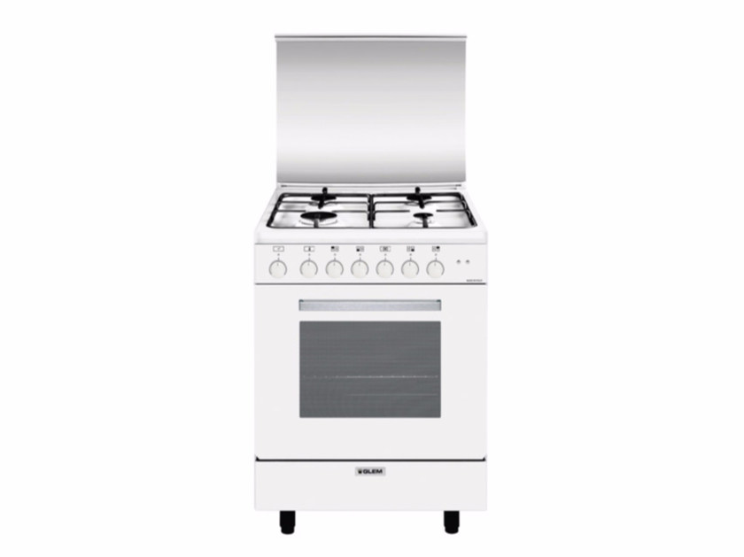 Cooker A654MX6 | Cooker by Glem Gas
