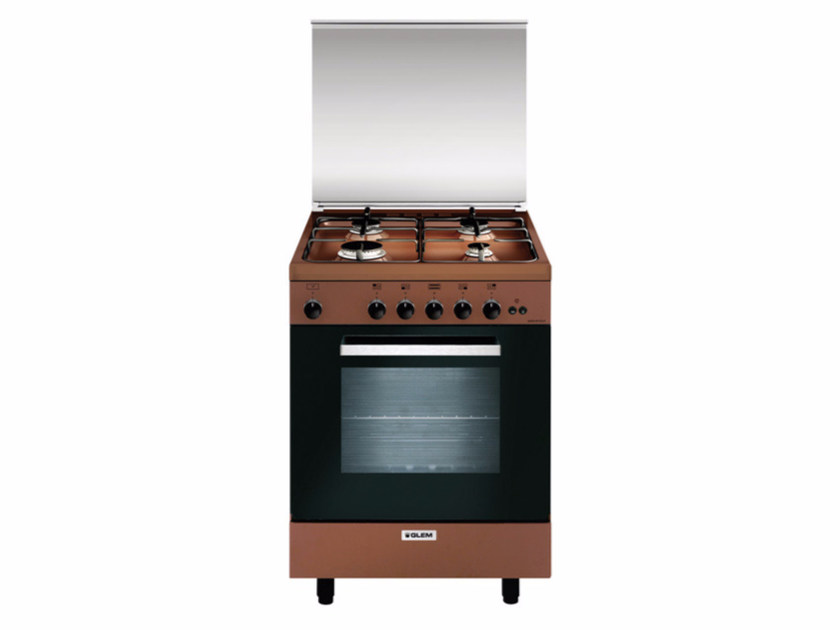Cooker A664GC | Cooker by Glem Gas