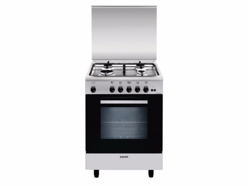 Cooker A664GI | Cooker by Glem Gas
