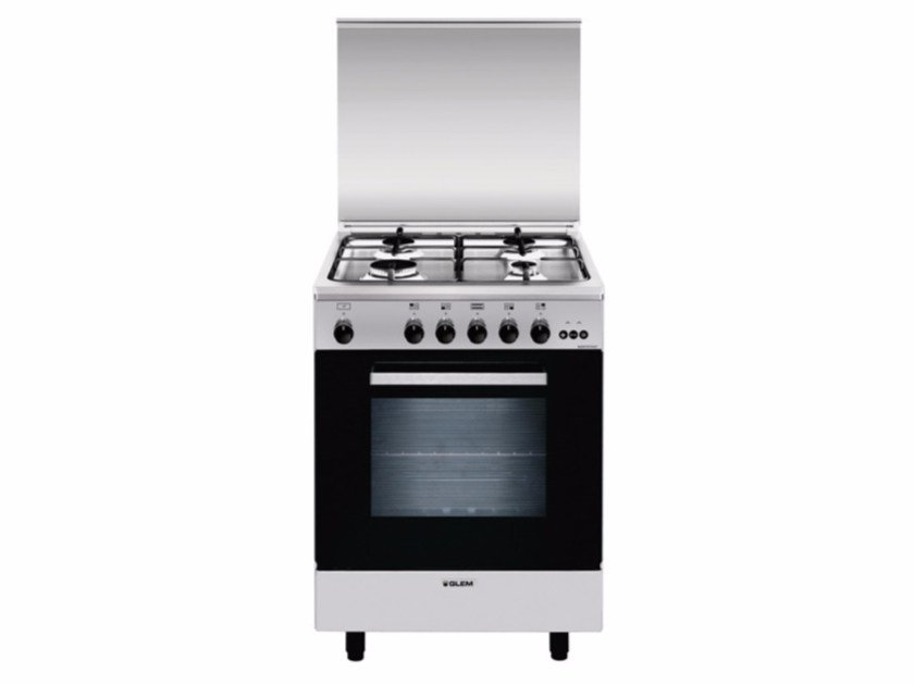 Cooker A664VI   Cooker by Glem Gas