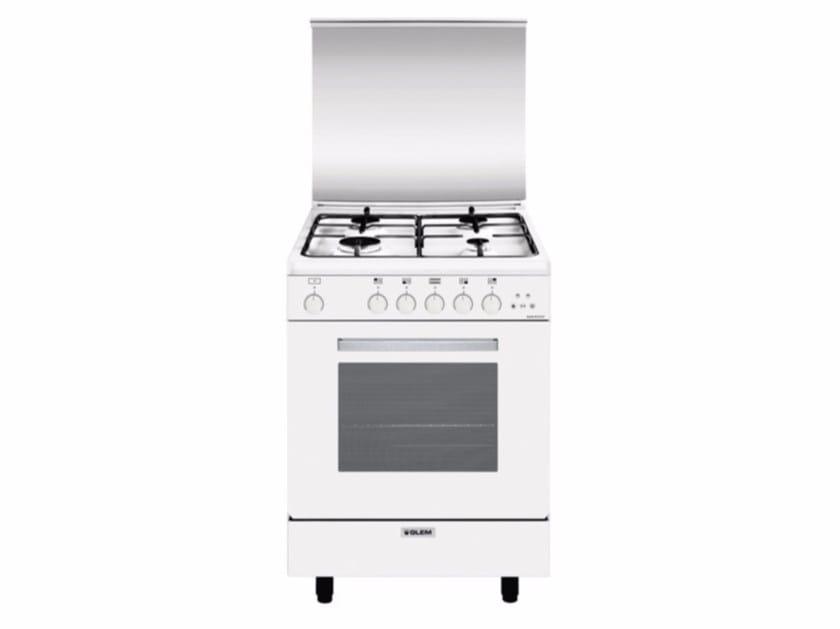 Cooker A664VX | Cooker by Glem Gas