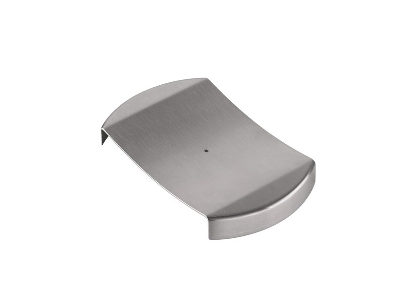 Stainless steel soap dish LAPA A7.20 | Soap dish by Water Evolution