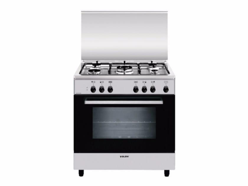 Cooker A855EI | Cooker by Glem Gas