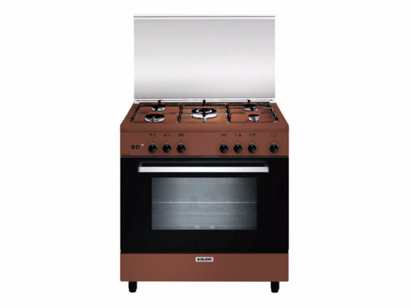 Cooker A855GC   Cooker by Glem Gas