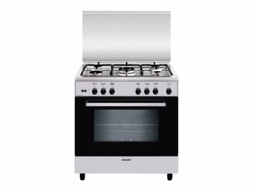 Cooker A855GI | Cooker by Glem Gas
