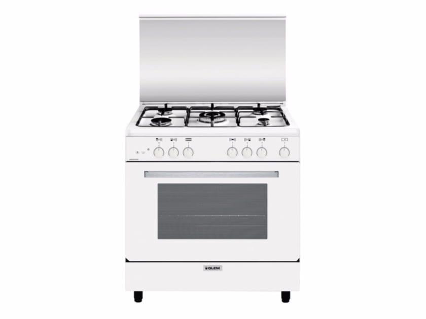 Cooker A855GX | Cooker by Glem Gas