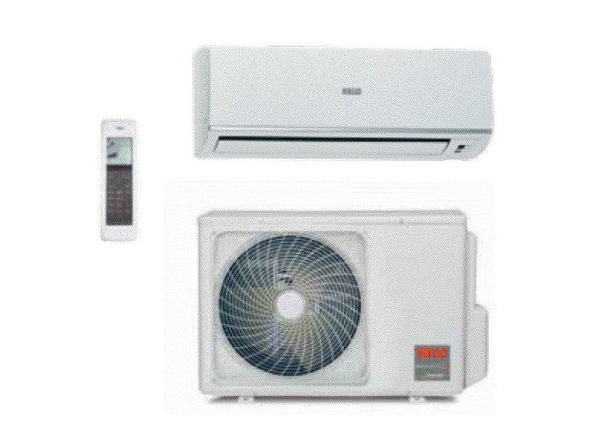 With heat pump wall mounted AARIA MONO IQ - AMW by RIELLO