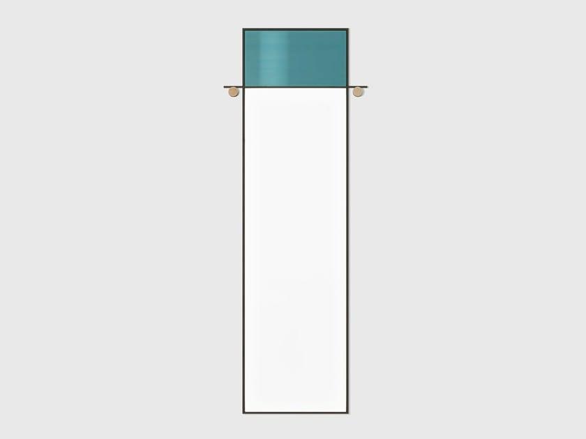 Rectangular mirror ABAL | Rectangular mirror by Matter Made