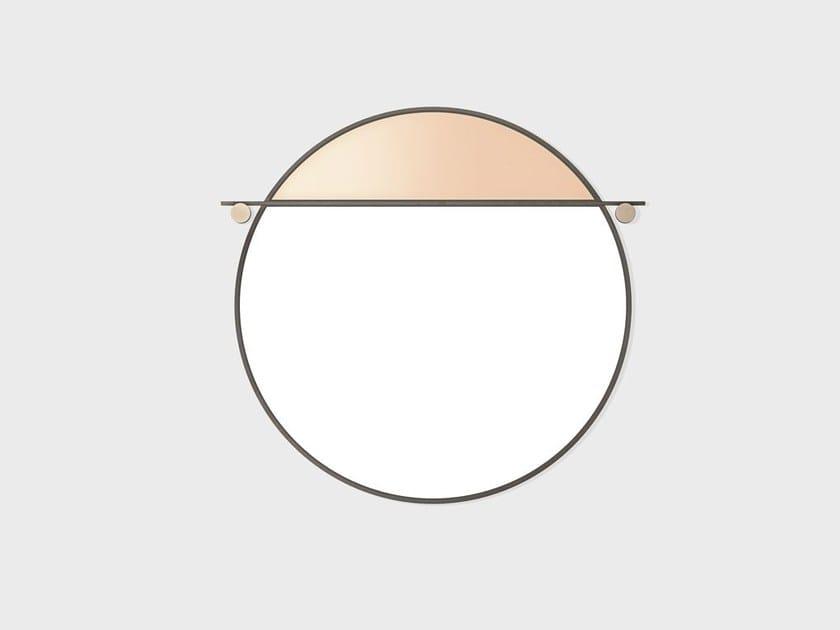 Round mirror ABAL | Round mirror by Matter Made