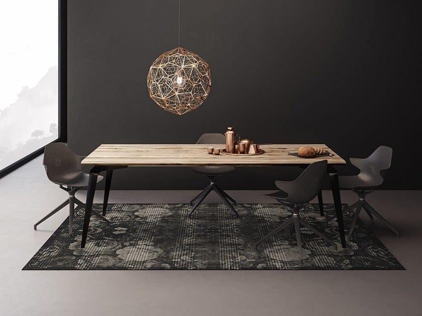 Rectangular rug ABERDEEN | Rectangular rug by OBJECT CARPET