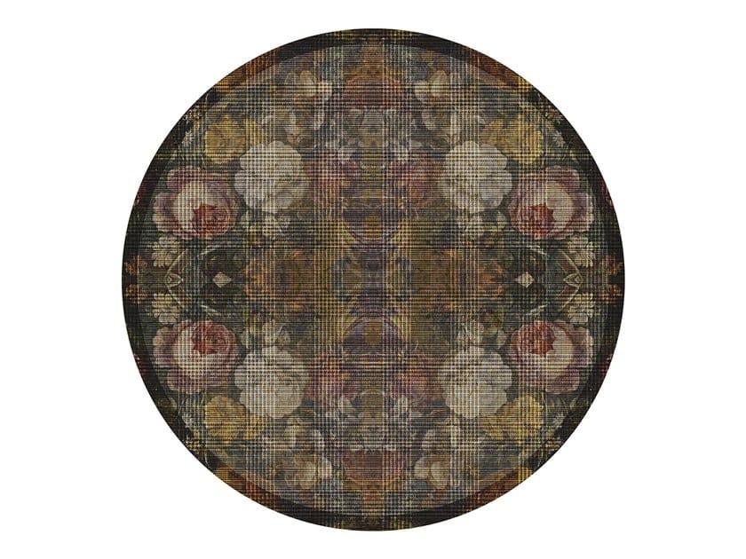 Round rug ABERDEEN | Round rug by OBJECT CARPET