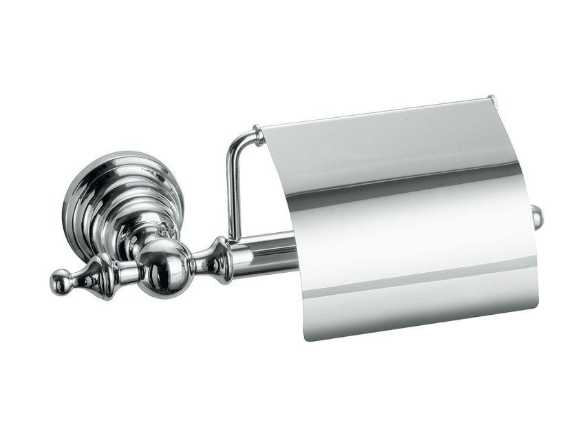 Metal toilet roll holder ABME10A | Toilet roll holder by Fir Italia