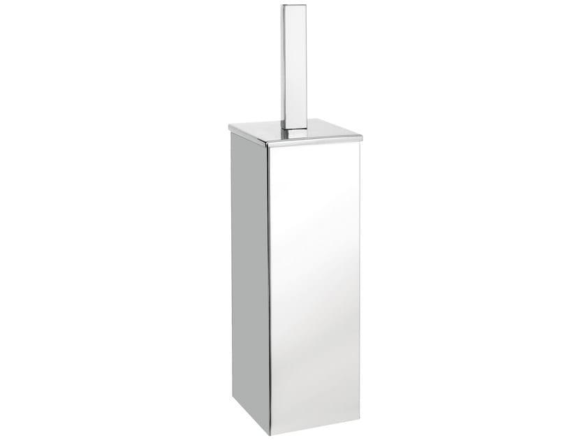 Metal toilet brush ABPL11A | Toilet brush by Fir Italia