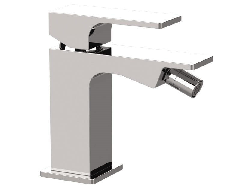 Bidet mixer with swivel spout without waste ABSOLUTE | Bidet mixer by Remer Rubinetterie