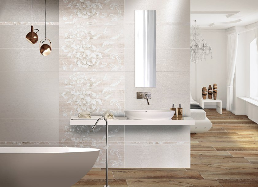 Wall tiles with marble effect ABSOLUTE SUPREMA by CERAMICHE BRENNERO