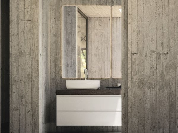 Bathroom furniture set ABSOLUTE 08 by Arbi Arredobagno