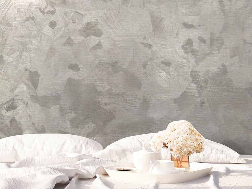 Adhesive washable wallpaper ABSTRACT WALL by Wall LCA