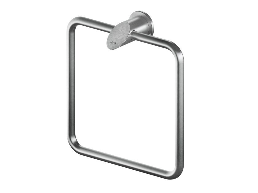 Stainless steel towel ring AC932   Towel ring by MGS