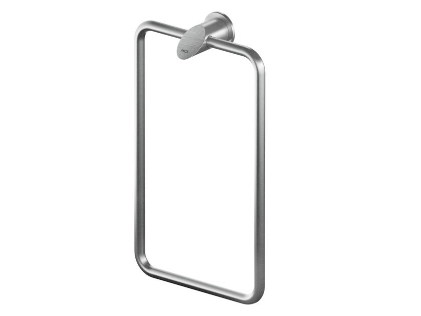 Stainless steel towel ring AC933 | Towel ring by MGS