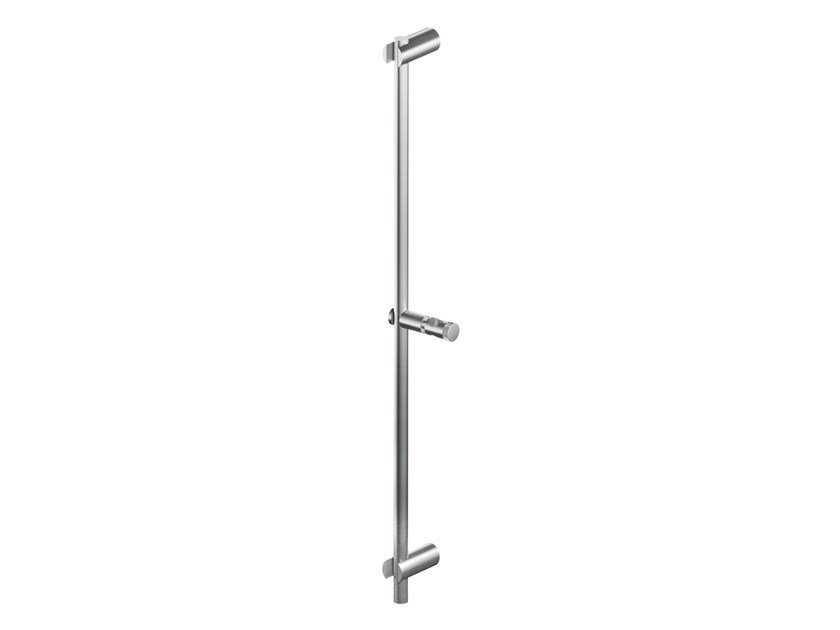 Stainless steel shower wallbar AC953 | Shower wallbar by MGS