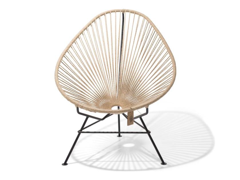 Hemp armchair ACAPULCO | Hemp armchair by Fair Furniture