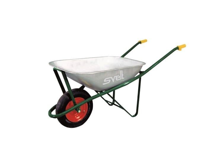 Steel Wheelbarrow Steel Wheelbarrow by SVELT
