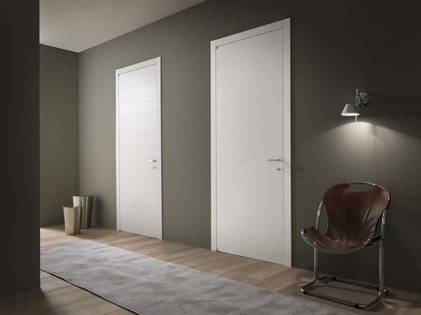 Hinged lacquered door ACE by Door 2000