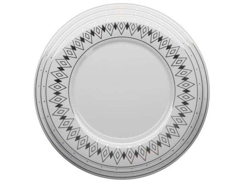 Porcelain plates set ACGDIBR99400   Plates set by Officine Gullo