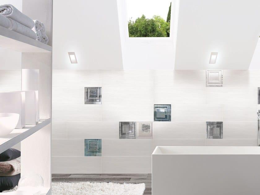 White-paste wall tiles ACQUA TREDI by CERAMICHE BRENNERO