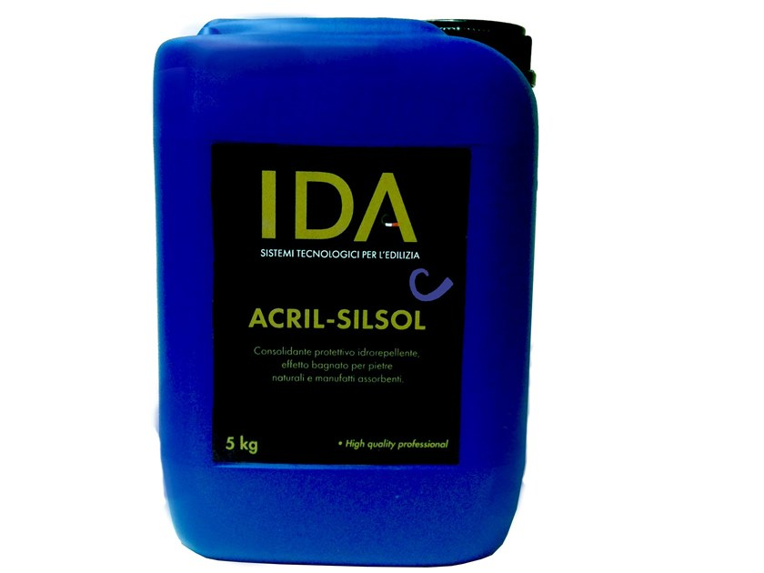 Masonry consolidation ACRIL-SILSOL by IDA
