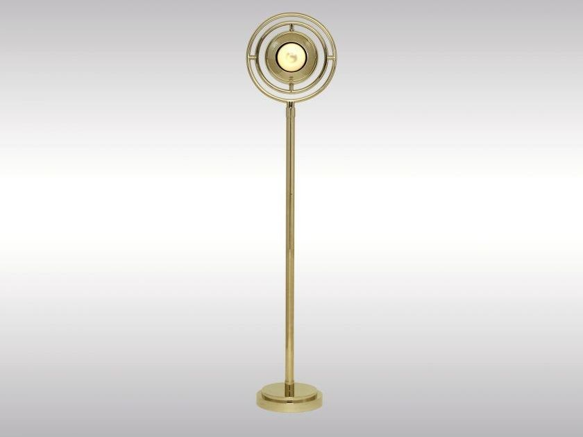 Classic style floor lamp AD3 by Woka Lamps Vienna