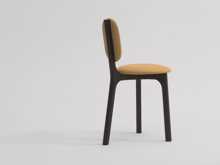 Upholstered fabric chair ADA | Fabric chair by SF Collection